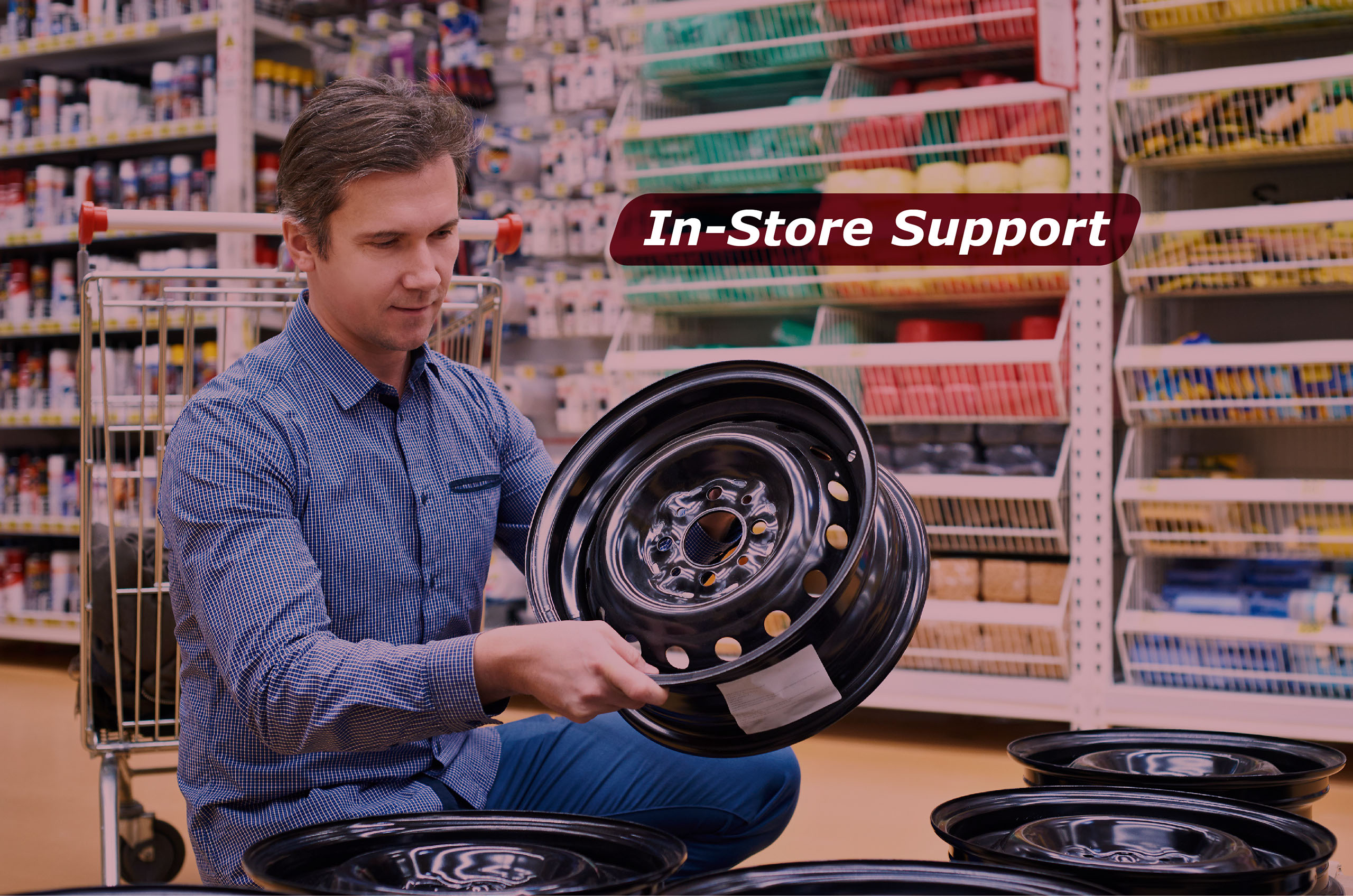 In Store Support Case Study